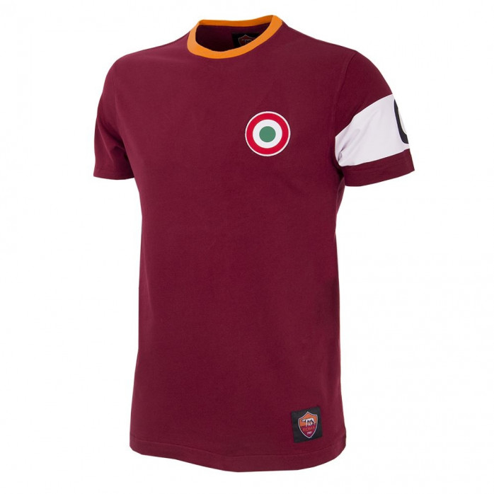 AS Roma Captain T-Shirt | Giallorossi