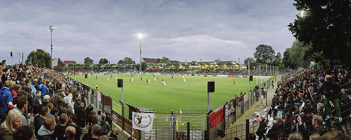 SV Babelsberg 03 - Karl-Liebknecht-Stadion (2013) - 11FREUNDE BILDERWELT