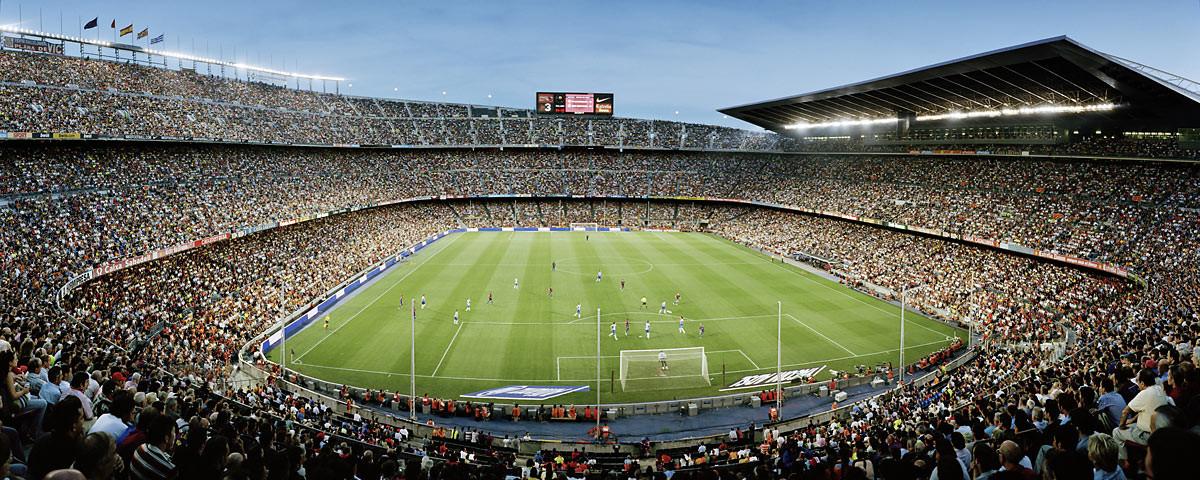 FC Barcelona Camp Nou - 11FREUNDE BILDERWELT