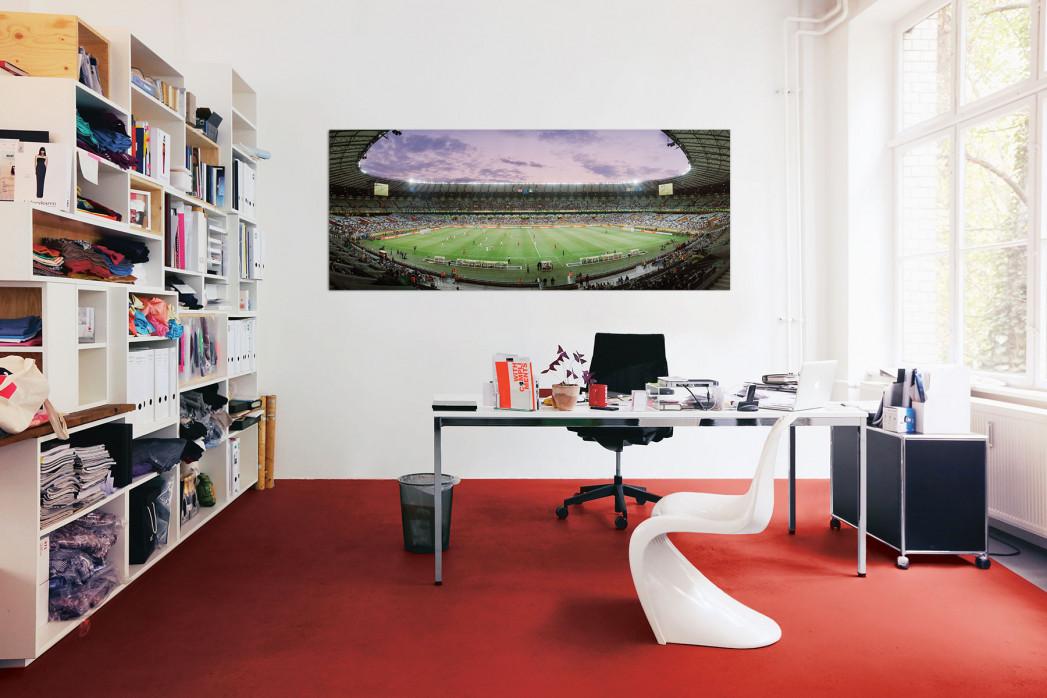 In deinem Büro: Belo Horizonte - Estádio Mineirão - 11FREUNDE BILDERWELT