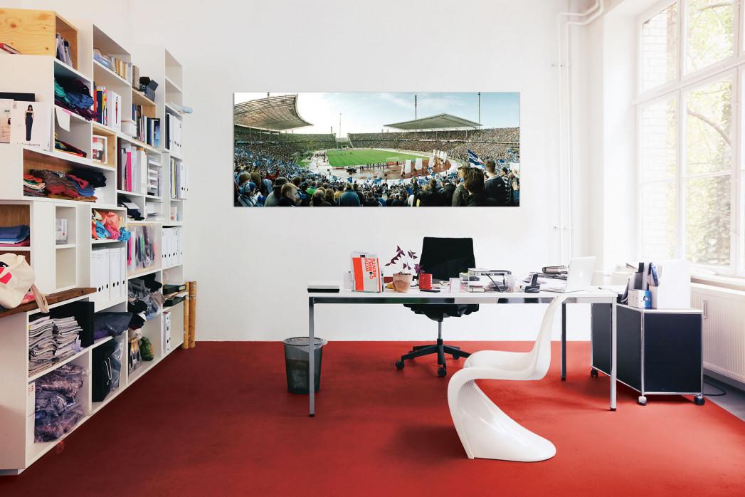 Das Berliner Olympiastadion in deinem Büro - 11FREUNDE BILDERWELT