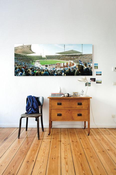 Das Berliner Olympiastadion an deiner Wand - 11FREUNDE BILDERWELT