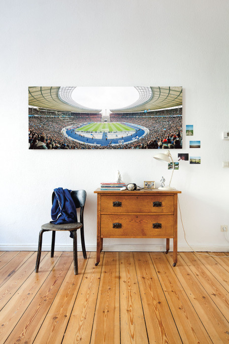 Berlin Olympiastadion 2011 in deinen vier Wänden - 11FREUNDE BILDERWELT