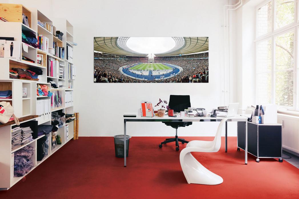 Berlin Olympiastadion 2011 in deinem Büro - 11FREUNDE BILDERWELT