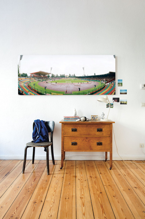 Friedrich-Ludwig-Jahn-Sportpark in deinen vier Wänden - 11FREUNDE BILDERWELT