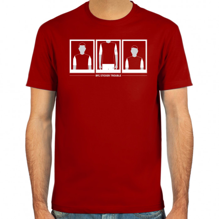 BFG Sticker Trouble T-Shirt