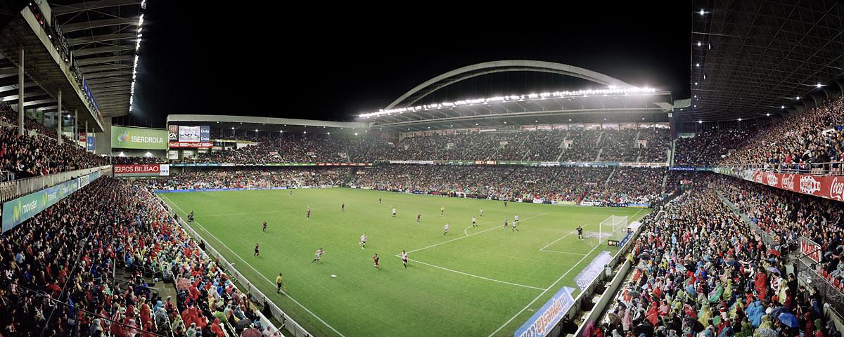 Bilbao San Mamés - 11FREUNDE BILDERWELT