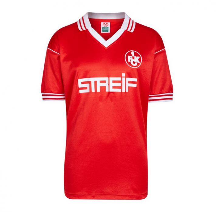 1. FC Kaiserslautern Trikot 1980/81 - Score Draw Retro Trikot - Fußball Fan Artikel - 11FREUNDE SHOP