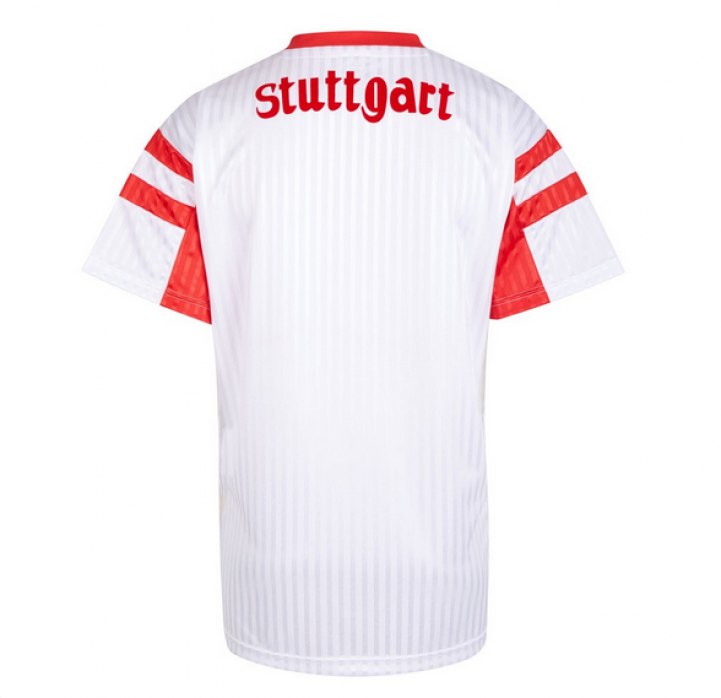 vfb stuttgart trikot 1992 deutscher meister score draw retro trikot fu ball fan artikel. Black Bedroom Furniture Sets. Home Design Ideas