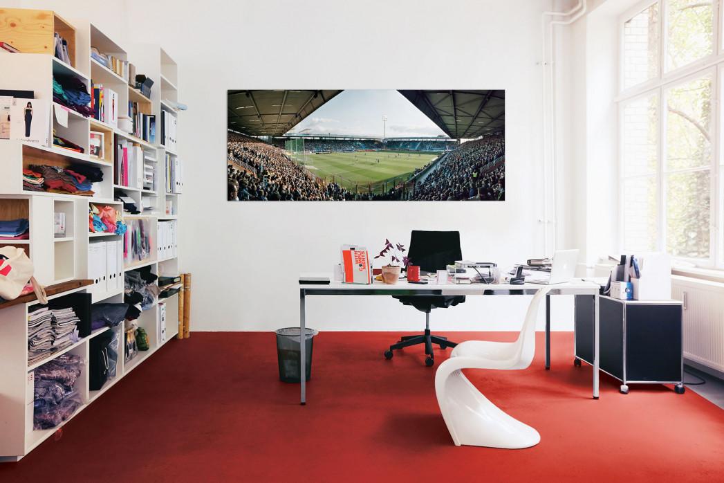 Das Bochumer rewirpower Stadion fürs Büro - 11FREUNDE BILDERWELT