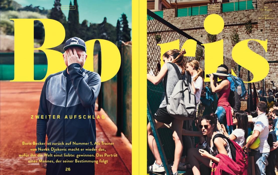 No Sports Ausgabe #01 - Heft bestellen - 11FREUNDE SHOP