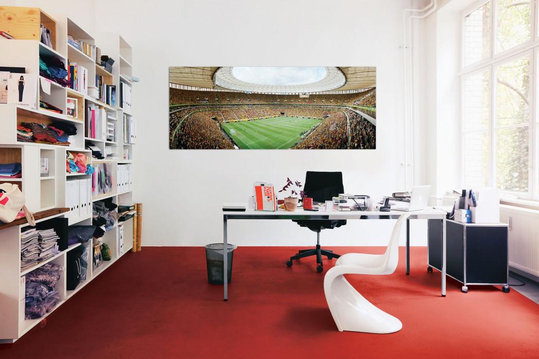 In deinem Büro: Brasília - Estádio Nacional (ehemals Estádio Mané Garrincha) - 11FREUNDE BILDERWELT