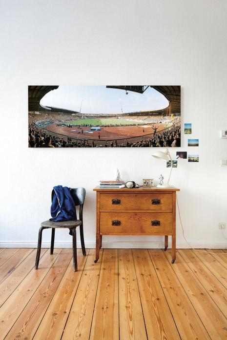 Das Eintracht-Stadion an deiner Wand - 11FREUNDE BILDERWELT