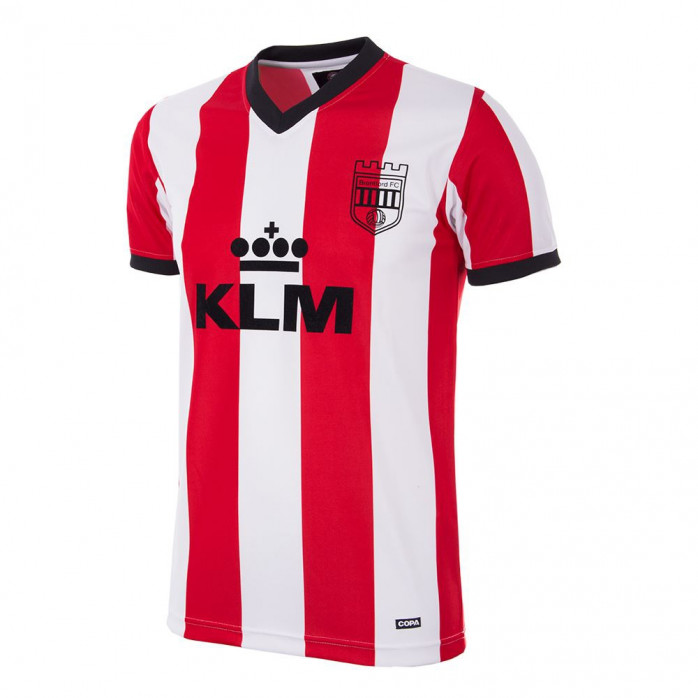 Brentford FC 1985 - 86 Short Sleeve Retro Football Shirt