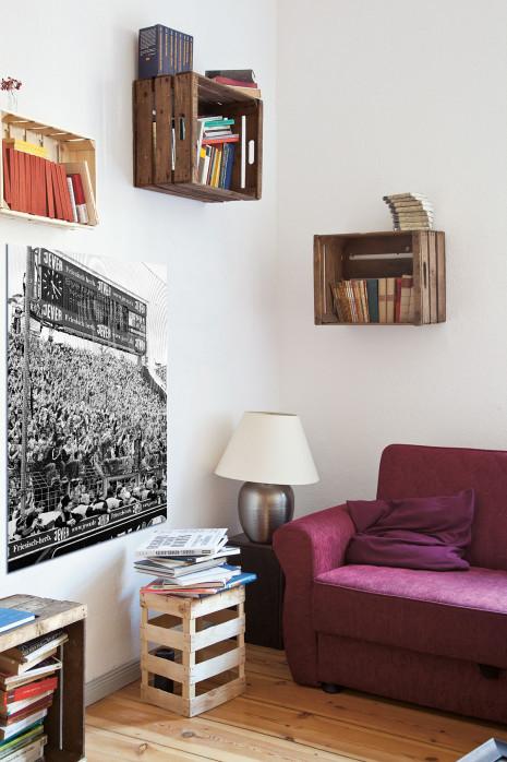 »Feiernde Nordkurve« in deinem Wohnzimmer - 11FREUNDE BILDERWELT