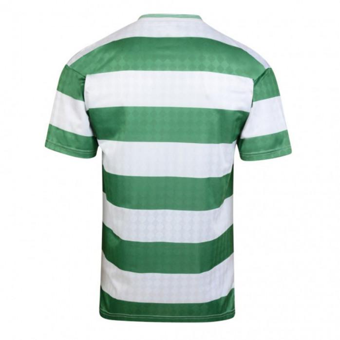 Celtic Glasgow Trikot 1988 - Celtic FC - Retrotrikot Score Draw - 11FREUNDE SHOP