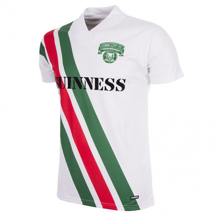 Cork City F.C. 1991 Short Sleeve Retro Football Shirt