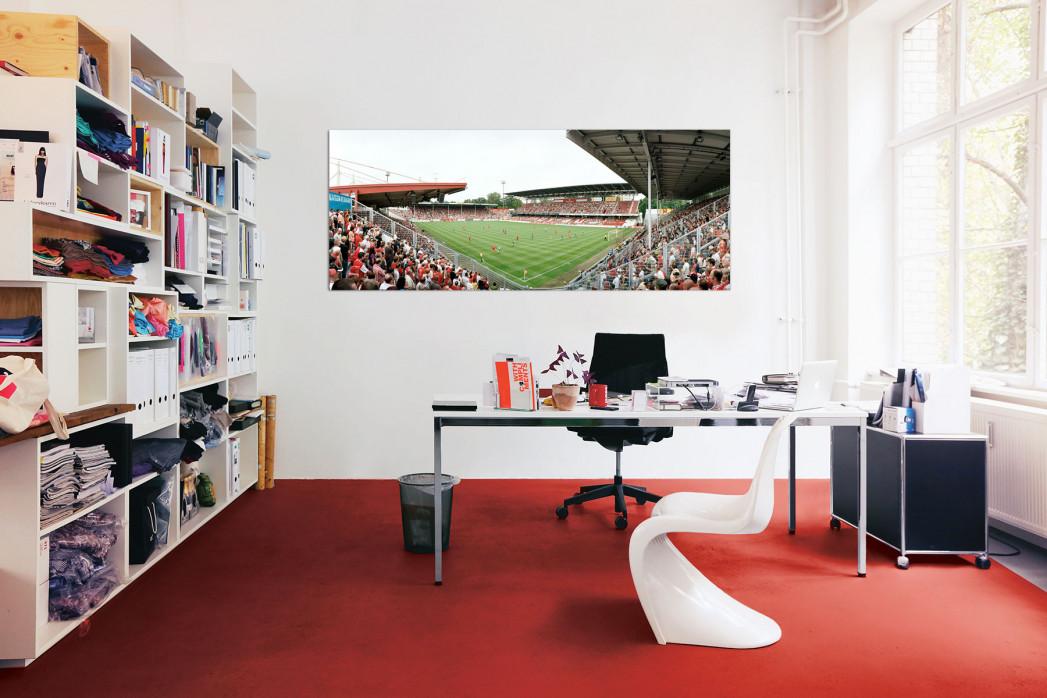 Stadion der Freundschaft in deinem Büro - 11FREUNDE BILDERWELT