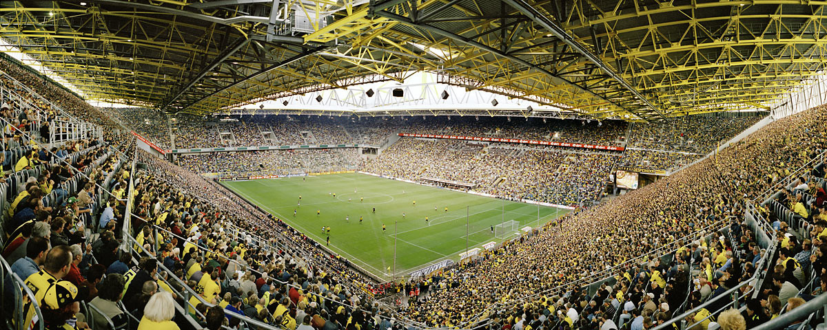 Dortmund Westfalenstadion 2003 - 11FREUNDE BILDERWELT