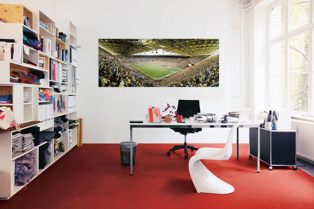 Dortmund Westfalenstadion 2003 in deinem Büro - 11FREUNDE BILDERWELT