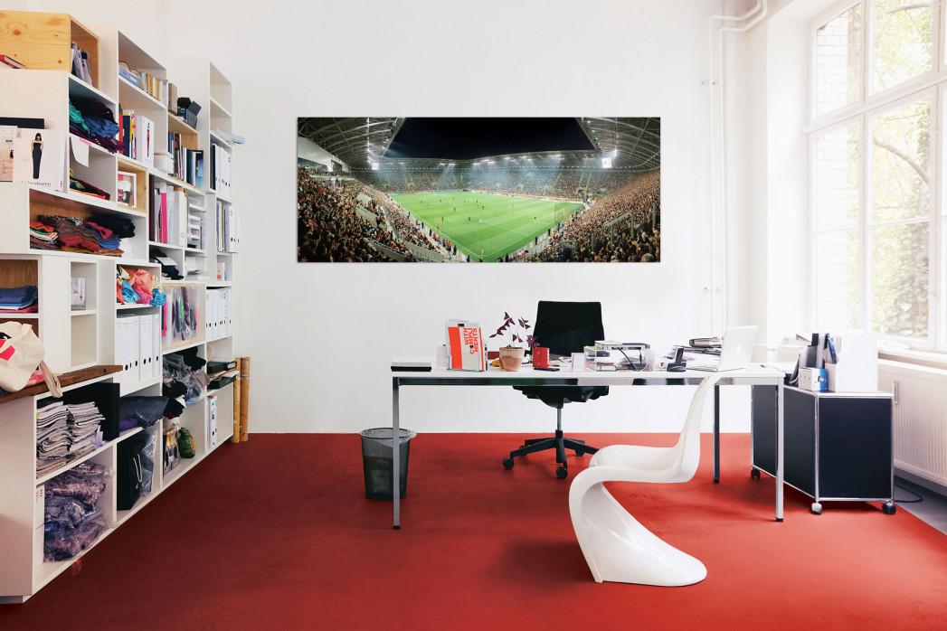 Dynamo Dresdens Stadion in deinem Büro - 11FREUNDE BILDERWELT