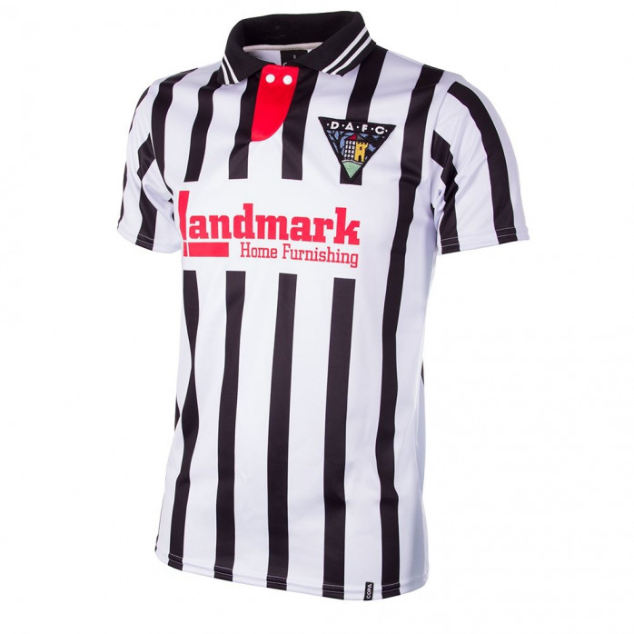 Dunfermline Athletic FC 1995 / 1996 Short Sleeve Retro Football Shirt