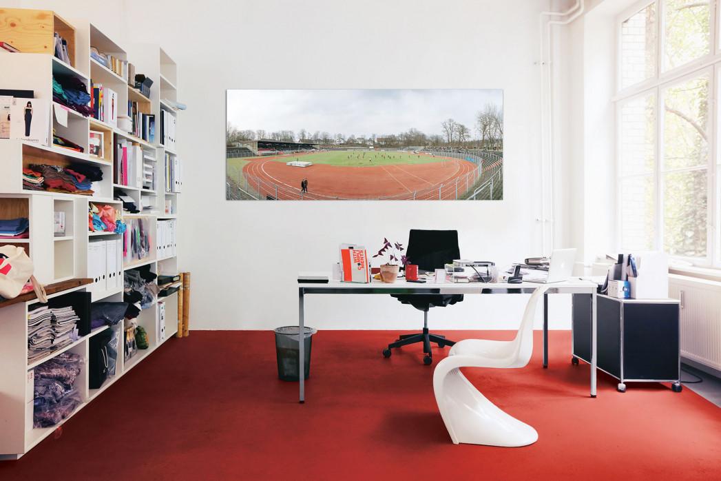 Das Stimberg-Stadion in deinem Büro - 11FREUNDE BILDERWELT