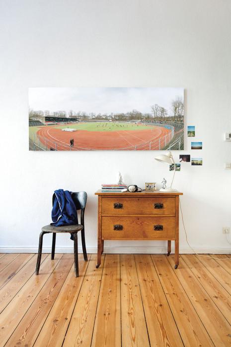 Das Stimberg-Stadion an deiner Wand - 11FREUNDE BILDERWELT
