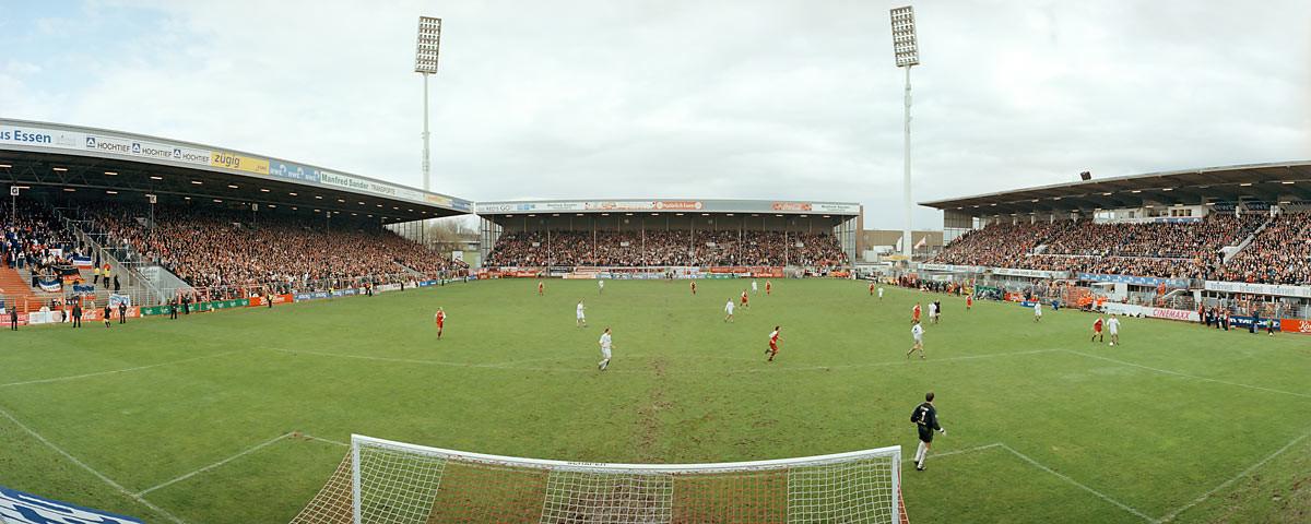 Essen Georg Melches Stadion - 11FREUNDE BILDERWELT