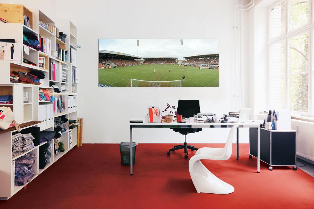 Essen Georg Melches Stadion in deinem Büro - 11FREUNDE BILDERWELT