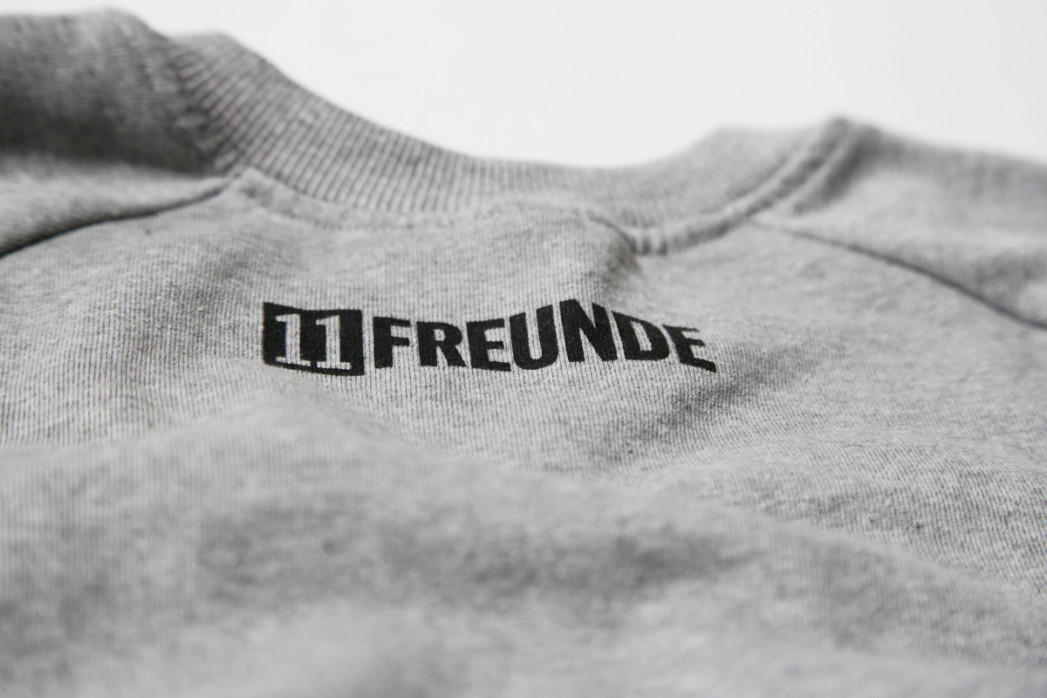 Football Bloody Hell Pullover - 11FREUNDE SHOP