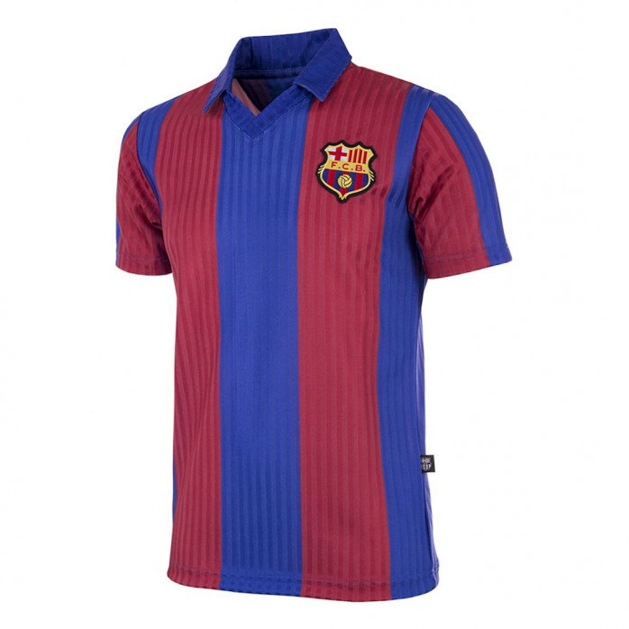 FC Barcelona 1990 - 91 Retro Football Shirt