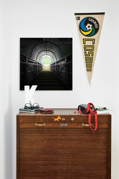 Der Spielertunnel der Alten Försterei über deiner Kommode - 11FREUNDE BILDERWELT