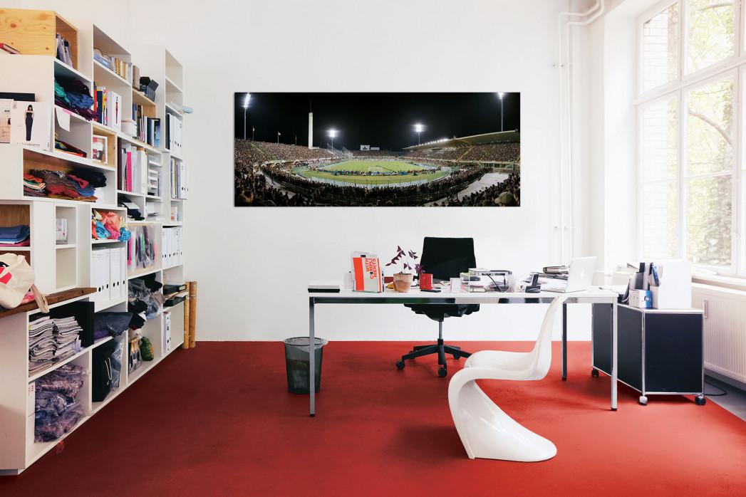 Stadio Artemio Franchi in Florenz für dein Büro - 11FREUNDE BILDERWELT