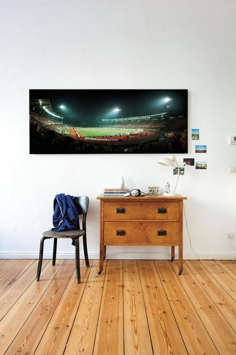 Eintracht Frankfurt Waldstadion in deinen vier Wänden - 11FREUNDE BILDERWELT