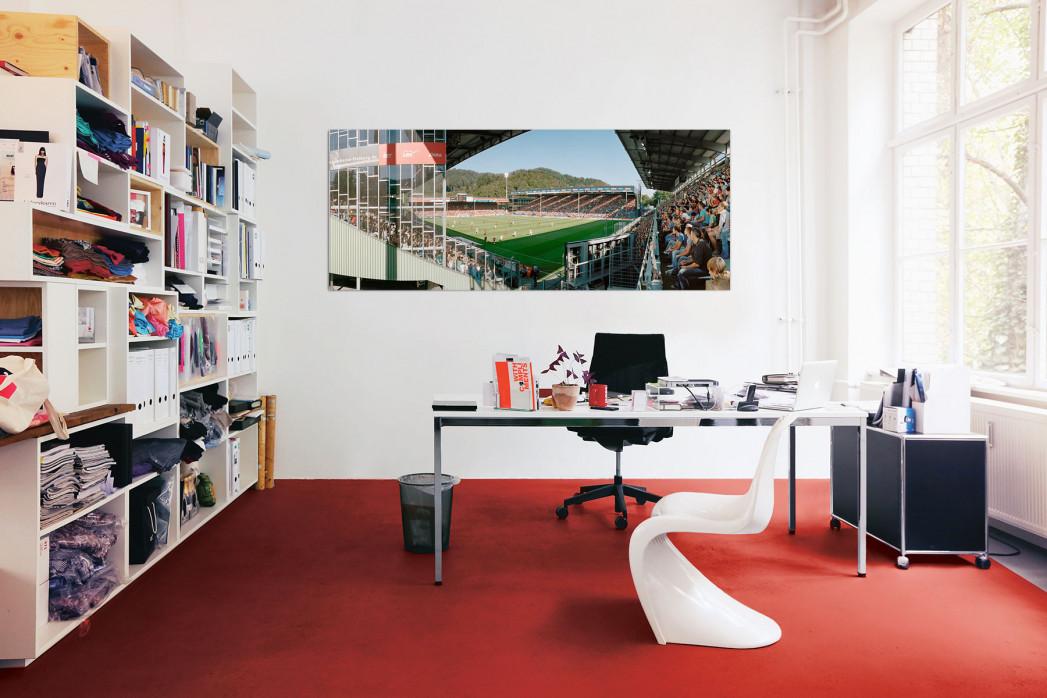Mage Solar Stadion in deinem Büro - 11FREUNDE BILDERWELT