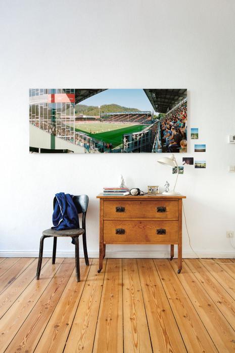 Mage Solar Stadion in deinen vier Wänden - 11FREUNDE BILDERWELT