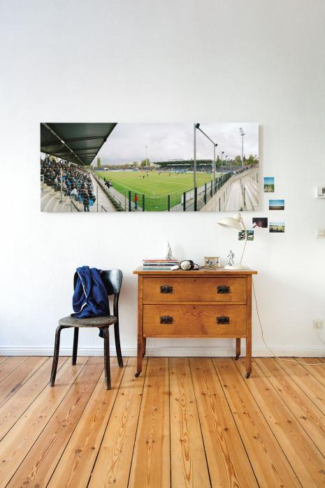 FSV Frankfurt Volksbank Stadion in deinen vier Wänden - 11FREUNDE BILDERWELT
