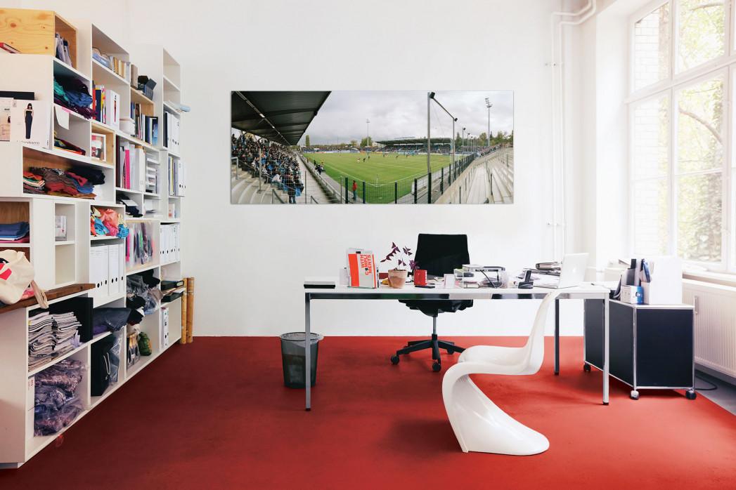 FSV Frankfurt Volksbank Stadion in deinem Büro - 11FREUNDE BILDERWELT