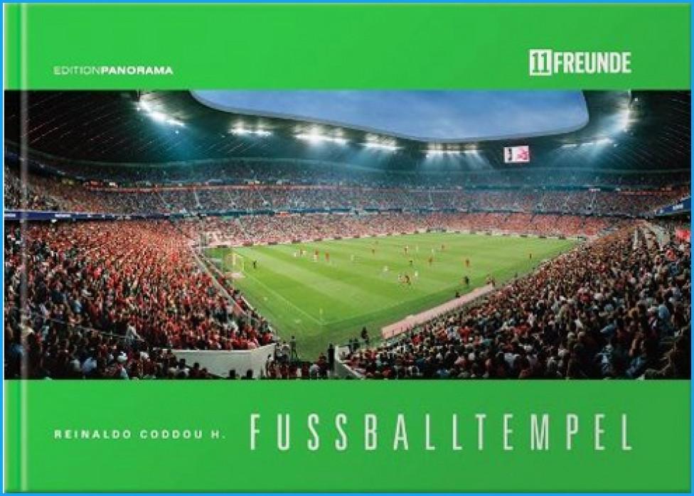 Fussballtempel (exkl. Restbestand der 1. Auflage im XXL-Format)