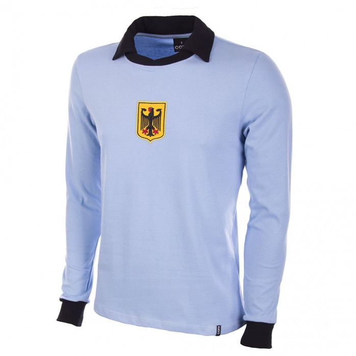 Germany Keeper 1970's Long Sleeve Retro Football Shirt