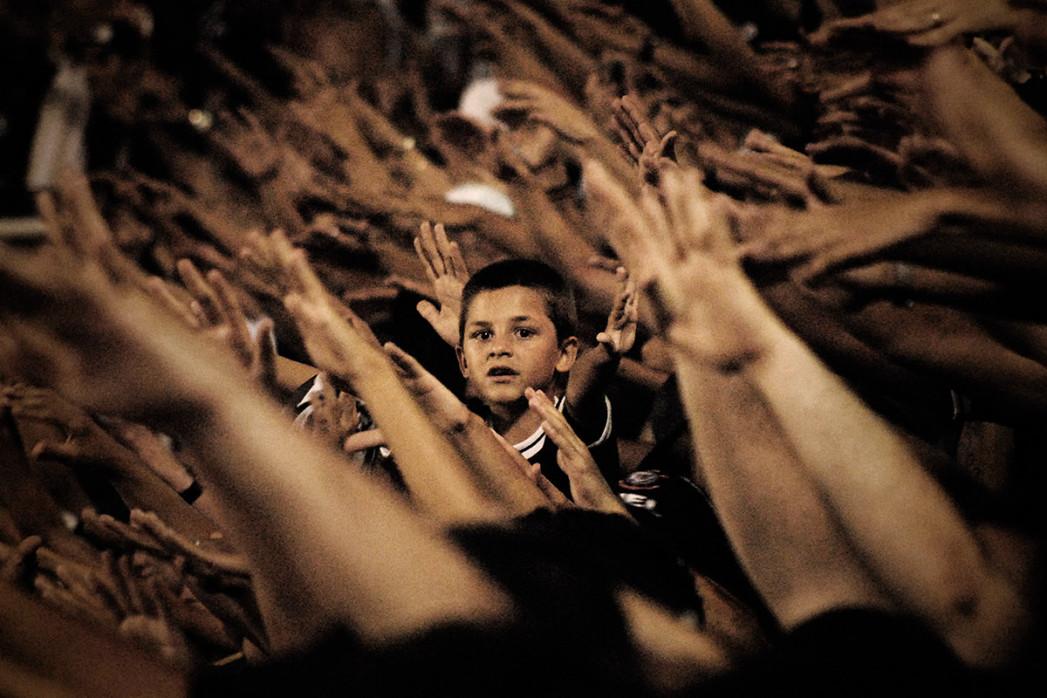 Young Corinthians Fan (2) - Gabriel Uchida - 11FREUNDE BILDERWELT