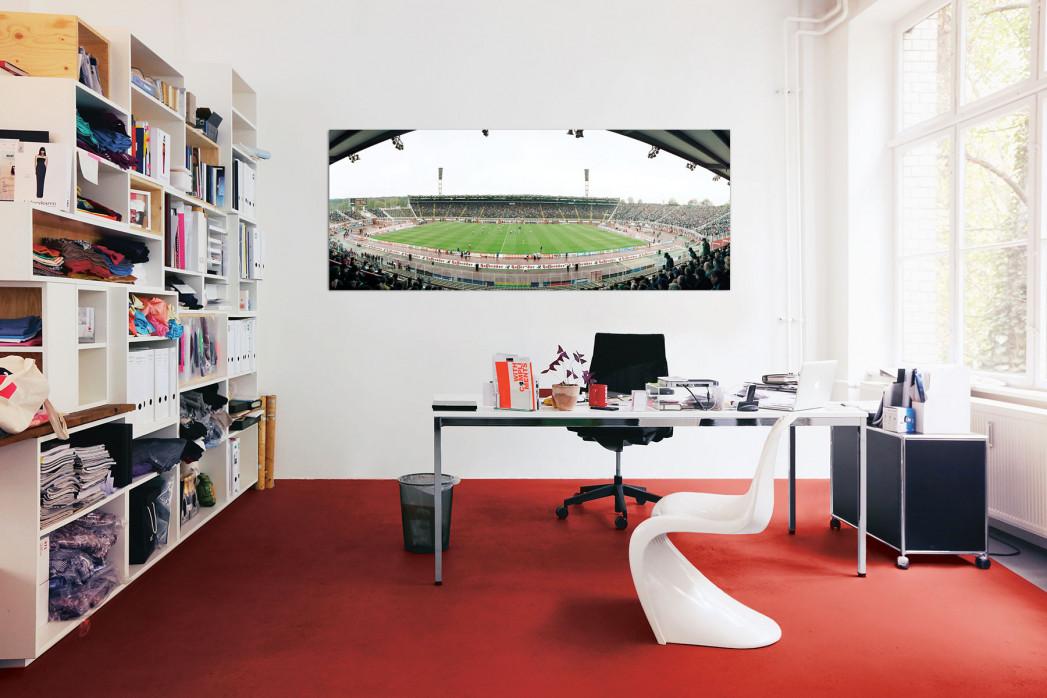 HSV Volksparkstadion in deinem Büro - 11FREUNDE BILDERWELT