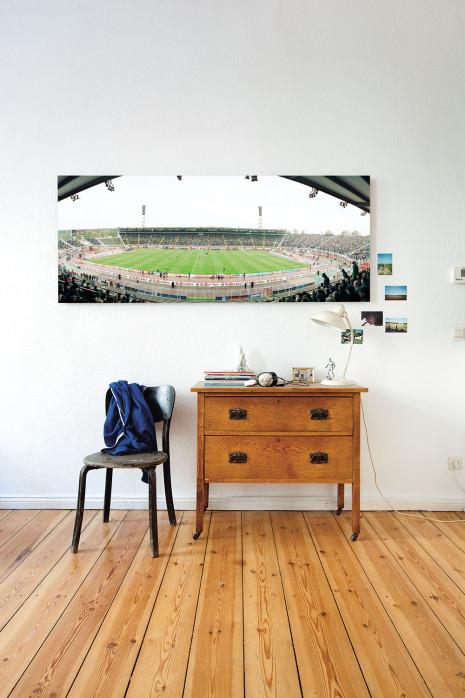 HSV Volksparkstadion in deinen vier Wänden - 11FREUNDE BILDERWELT