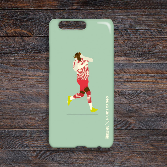 Smartphonecase: Modeste - Hands Of God x 11FREUNDE