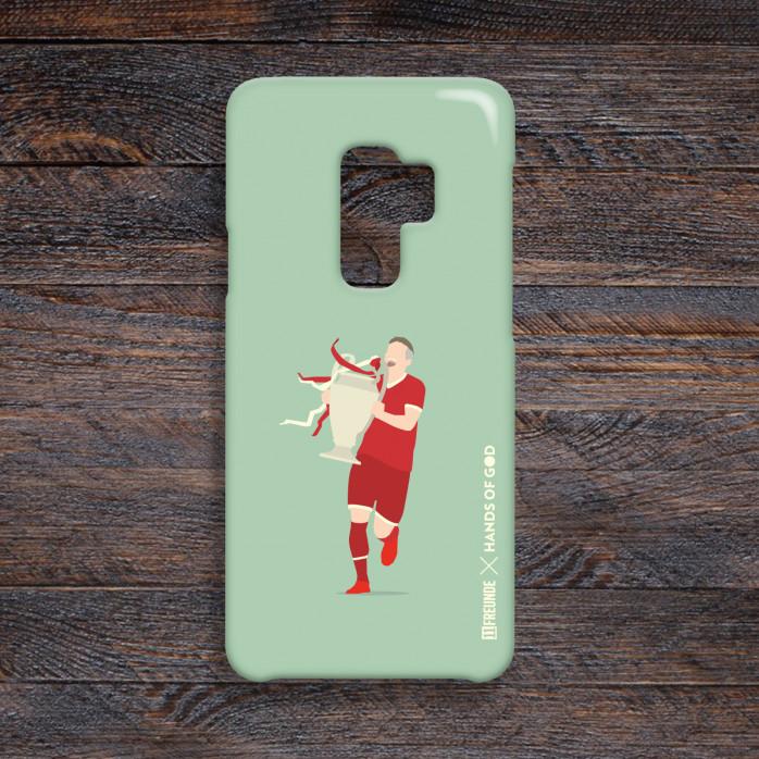 Smartphonecase: Schweini und der Henkelpott - Hands Of God x 11FREUNDE