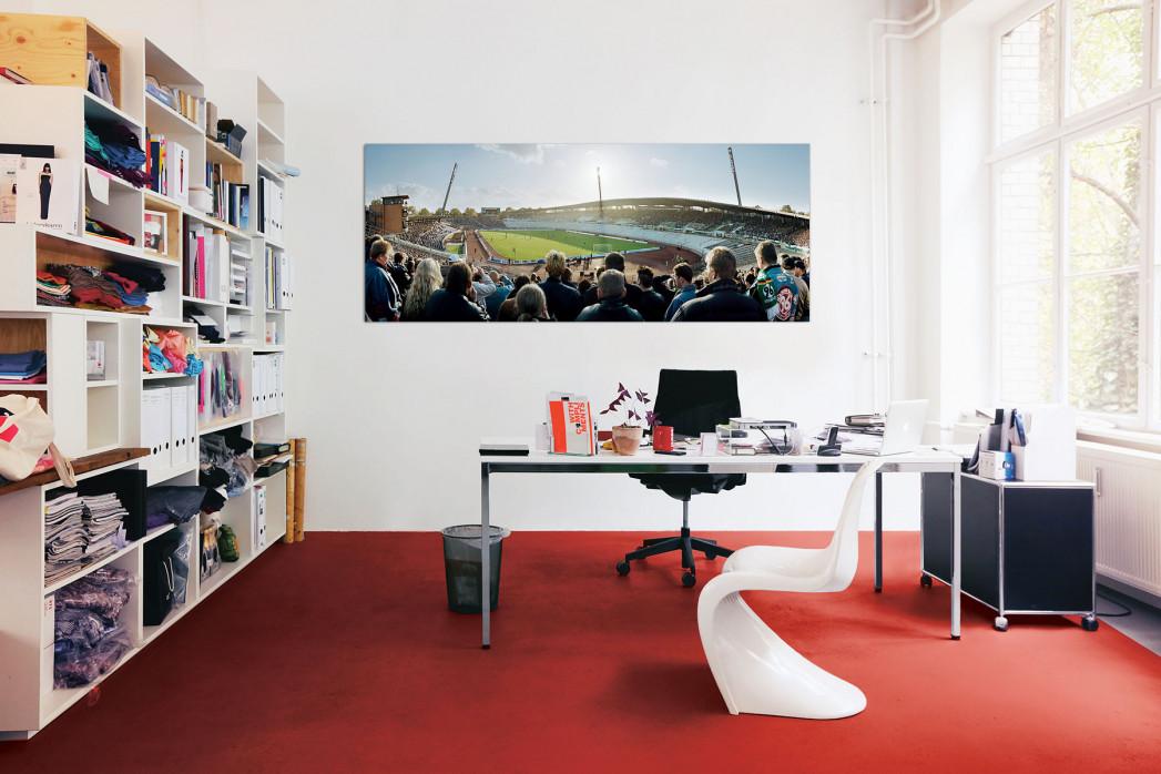 Das Niedersachsenstadion in deinem Büro - 11FREUNDE BILDERWELT
