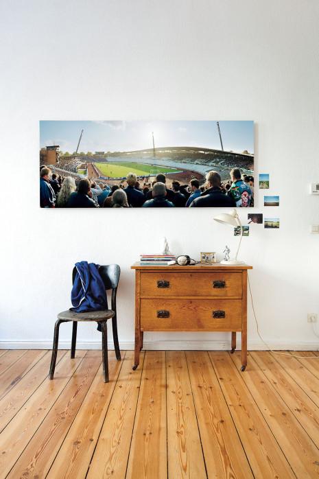 Das Niedersachsenstadion an deiner Wand - 11FREUNDE BILDERWELT