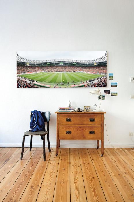 Stadionfoto Hannover 96 an deiner Wand - 11FREUNDE BILDERWELT