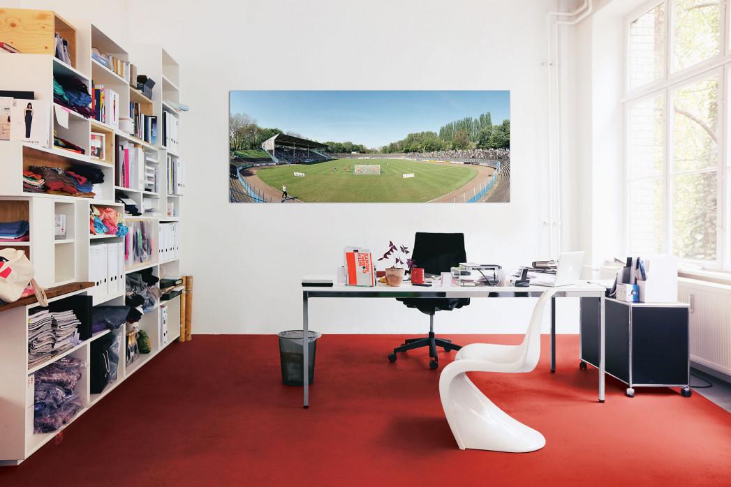 Stadion am Schloss Strünkede in deinem Büro - 11FREUNDE BILDERWELT